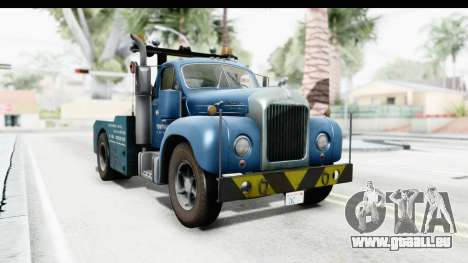 Mack B-61 1953 Towtruck v1 pour GTA San Andreas