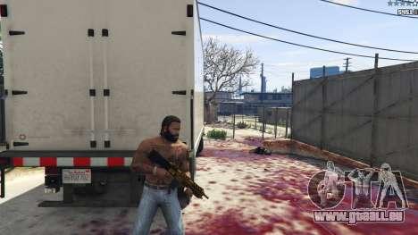 Extreme Blood 0.1 für GTA 5