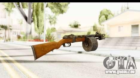 The Terrible Shotgun für GTA San Andreas zweiten Screenshot