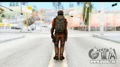 Homefront The Revolution - KPA v3 Red für GTA San Andreas dritten Screenshot