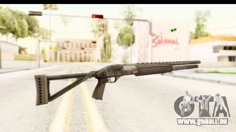 MP-153 für GTA San Andreas zweiten Screenshot