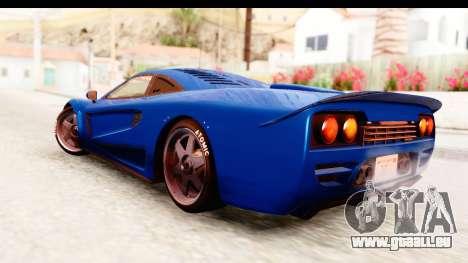 GTA 5 Progen Tyrus IVF für GTA San Andreas linke Ansicht