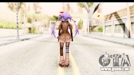 Ankokuboshi Kurome pour GTA San Andreas troisième écran