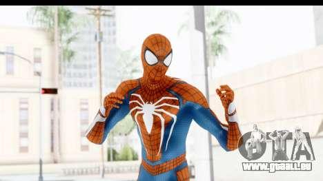 Spider-Man PS4 E3 für GTA San Andreas