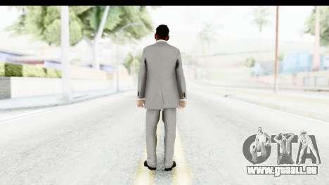 Messi Formal für GTA San Andreas dritten Screenshot