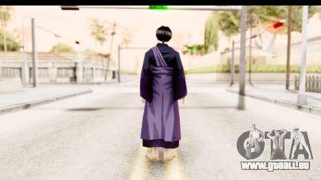 Miroku pour GTA San Andreas deuxième écran