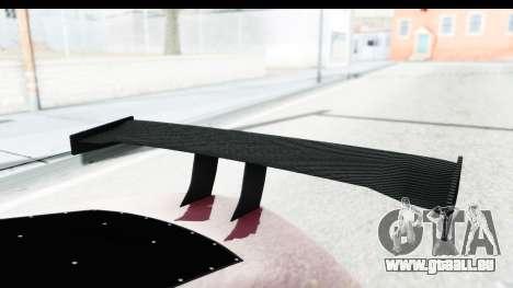 GTA 5 Emperor ETR1 SA Lights für GTA San Andreas Innenansicht