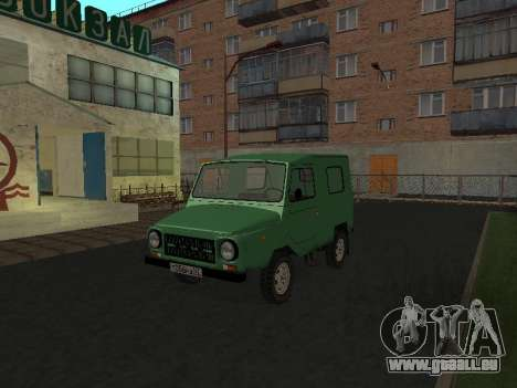 LuAZ 969М v2 pour GTA San Andreas