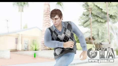 GTA 5 DLC Finance and Felony Skin pour GTA San Andreas