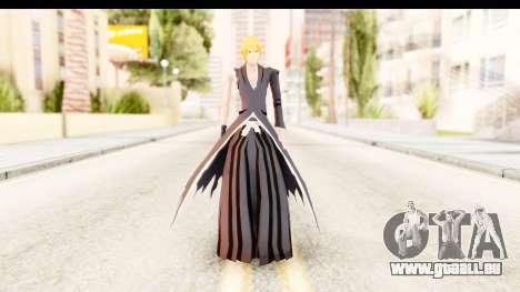 Bleach - Ichigo M pour GTA San Andreas deuxième écran