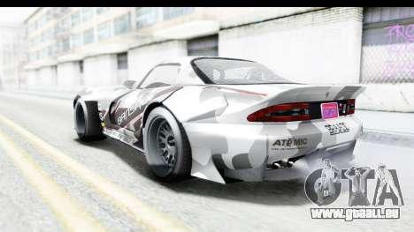 GTA 5 Bravado Banshee 900R Carbon Mip Map für GTA San Andreas