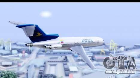 Boeing 727-200 Aeropostal pour GTA San Andreas vue de droite