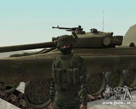 Pak-Kämpfer airborne für GTA San Andreas zehnten Screenshot