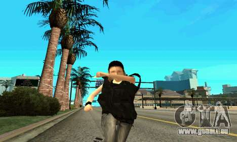 Female SWAT-trainer für GTA San Andreas sechsten Screenshot