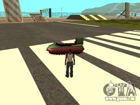 Cars spawn für GTA San Andreas fünften Screenshot
