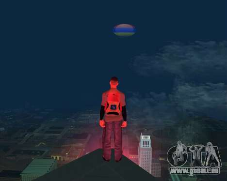 New moon-Armenischen für GTA San Andreas