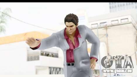 Yakuza 5 Kazuma Kiryu pour GTA San Andreas