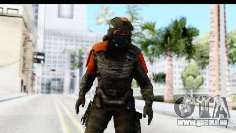 Homefront The Revolution - KPA v3 Camo pour GTA San Andreas