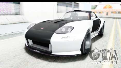 GTA 5 Bravado Banshee 900R Carbon Mip Map IVF pour GTA San Andreas moteur