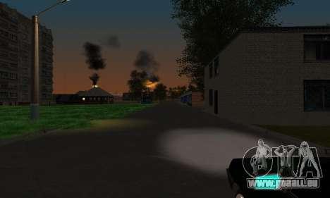 Der neue Bezirk in der Nähe von Arzamas für GTA San Andreas siebten Screenshot