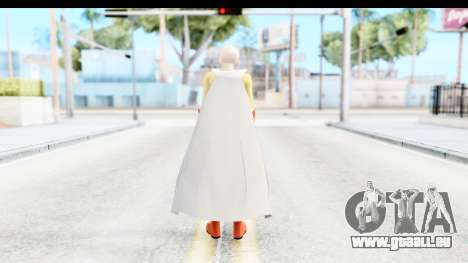 Saitama für GTA San Andreas dritten Screenshot