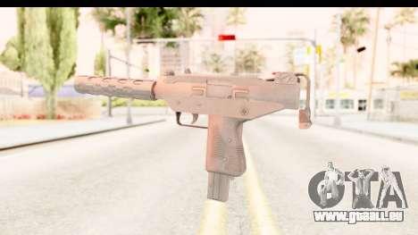 RE2 - Machine Gun pour GTA San Andreas troisième écran