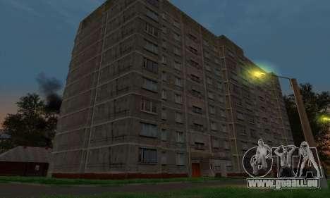 Der neue Bezirk in der Nähe von Arzamas für GTA San Andreas fünften Screenshot
