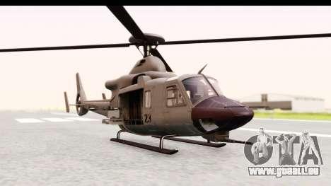 GTA 5 Buckingham Valkyrie pour GTA San Andreas