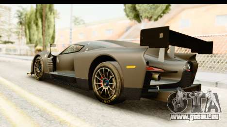 Scuderia Glickenhaus SCG 003C pour GTA San Andreas laissé vue