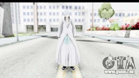 Bleach - Ichimaru pour GTA San Andreas deuxième écran