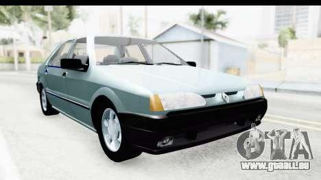 Renault 19 RE pour GTA San Andreas vue de droite