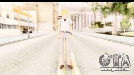 Bleach - Ichigo U pour GTA San Andreas deuxième écran