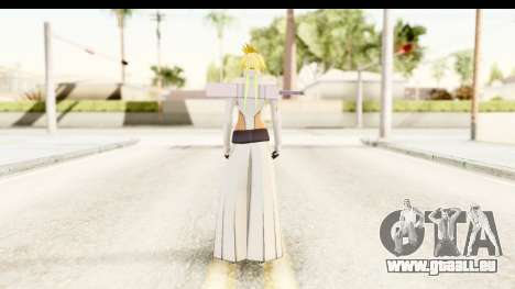 Bleach - Halibel pour GTA San Andreas troisième écran