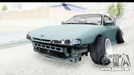 Nissan Silvia S14 Low and Slow für GTA San Andreas