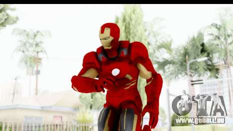 Marvel Heroes - Iron Man Mk7 pour GTA San Andreas