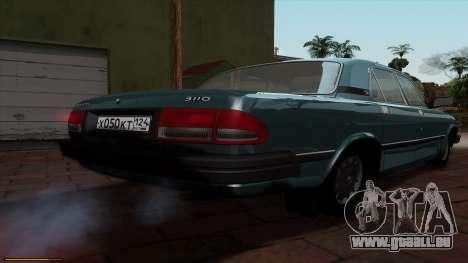 GAZ Volga 3110 pour GTA San Andreas vue de côté