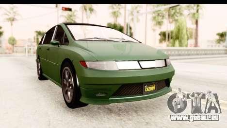 GTA 5 (4) Dinka Perennial pour GTA San Andreas