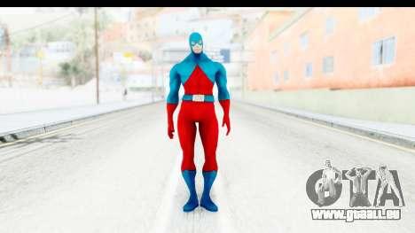 Injustice God Among Us - Atom für GTA San Andreas zweiten Screenshot