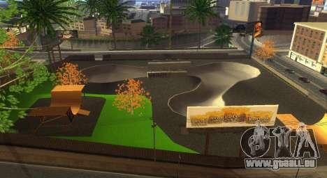 Neue Texturen von einem skate-Park und Krankenha für GTA San Andreas