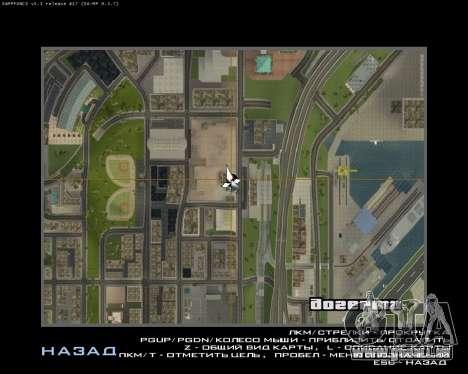 Neue garage Armenien für GTA San Andreas zehnten Screenshot