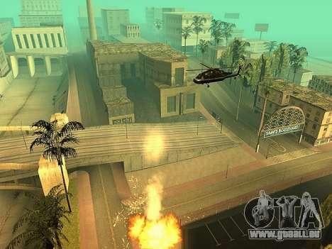 Hinzufügen von Waffen, um air-Technik für GTA San Andreas