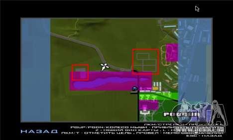 Der neue Bezirk in der Nähe von Arzamas für GTA San Andreas