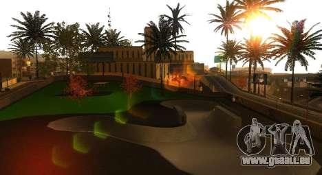 Neue Texturen von einem skate-Park und Krankenha für GTA San Andreas fünften Screenshot
