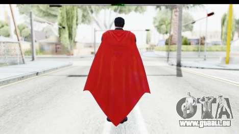 Injustice Gods Among - Superman Earth 2 für GTA San Andreas dritten Screenshot