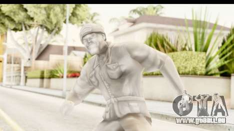 ArmyMen: Serge Heroes 2 - Man v1 pour GTA San Andreas