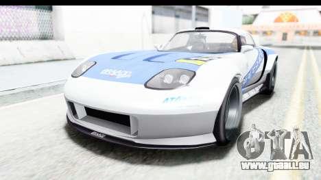 GTA 5 Bravado Banshee 900R Carbon Mip Map pour GTA San Andreas salon