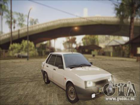 VAZ 21099 LT pour GTA San Andreas