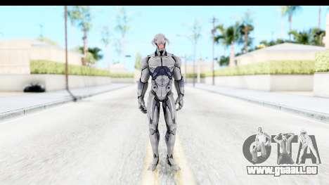 Marvel Heroes - Ultron Uncanny Avengers für GTA San Andreas zweiten Screenshot