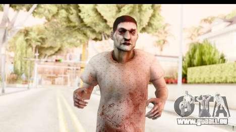 Left 4 Dead 2 - Zombie Patient für GTA San Andreas