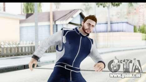 GTA 5 Online Cunning Stunts Skin 4 für GTA San Andreas